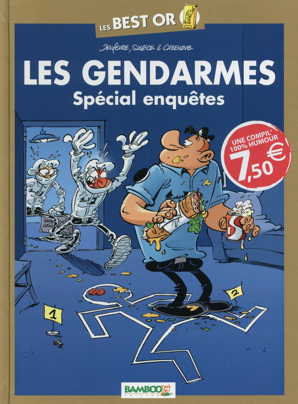 LES GENDARMES   BEST OR   SPECIAL ENQUETES